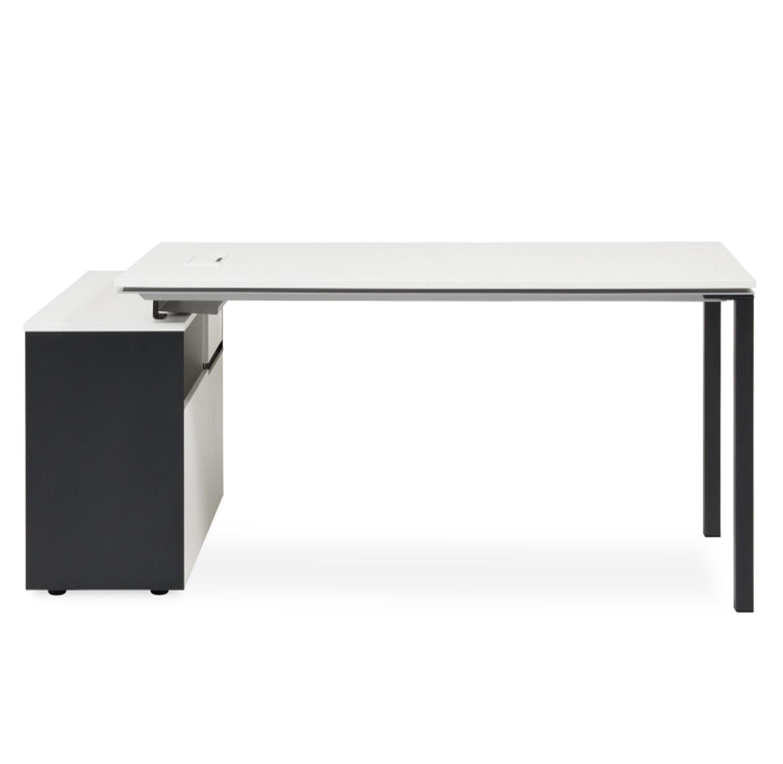 Barbari Single Office Desk