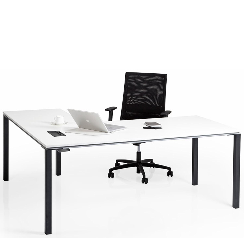 Barbari L-Shaped Office Desk