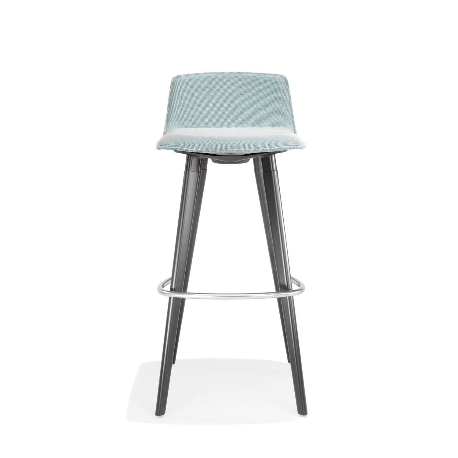 2180 Uni_Verso Barstool with wooden legs