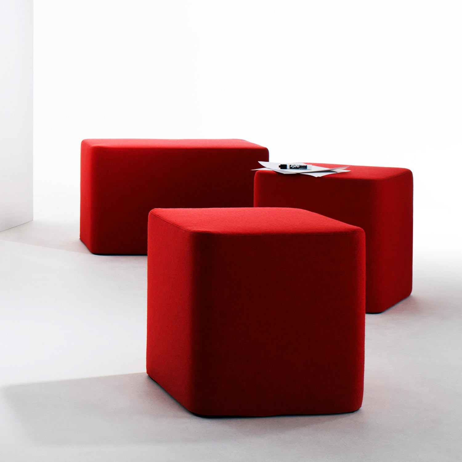 Base Upholstered Stools