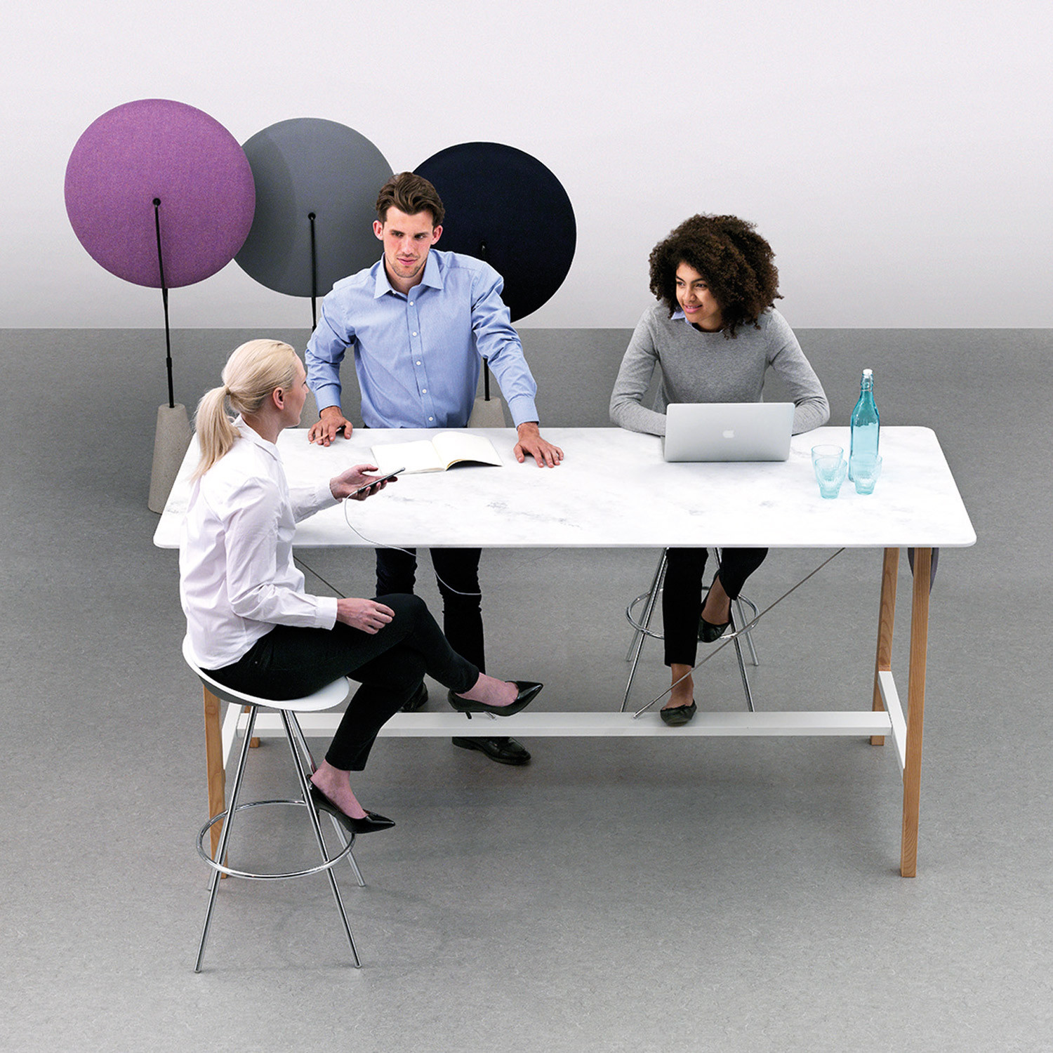 Baudot Acoustic Furniture