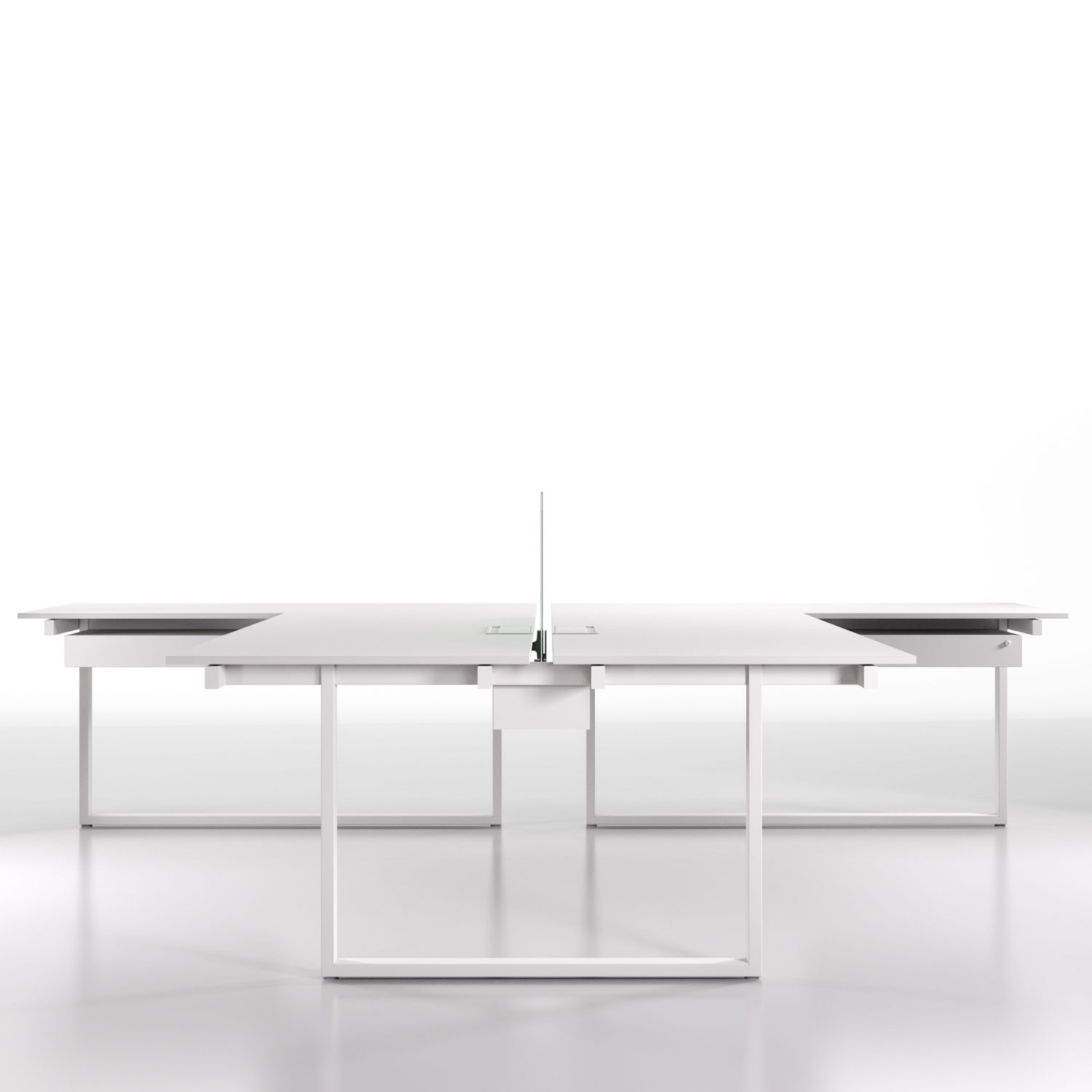 Be.1 Office Desk System
