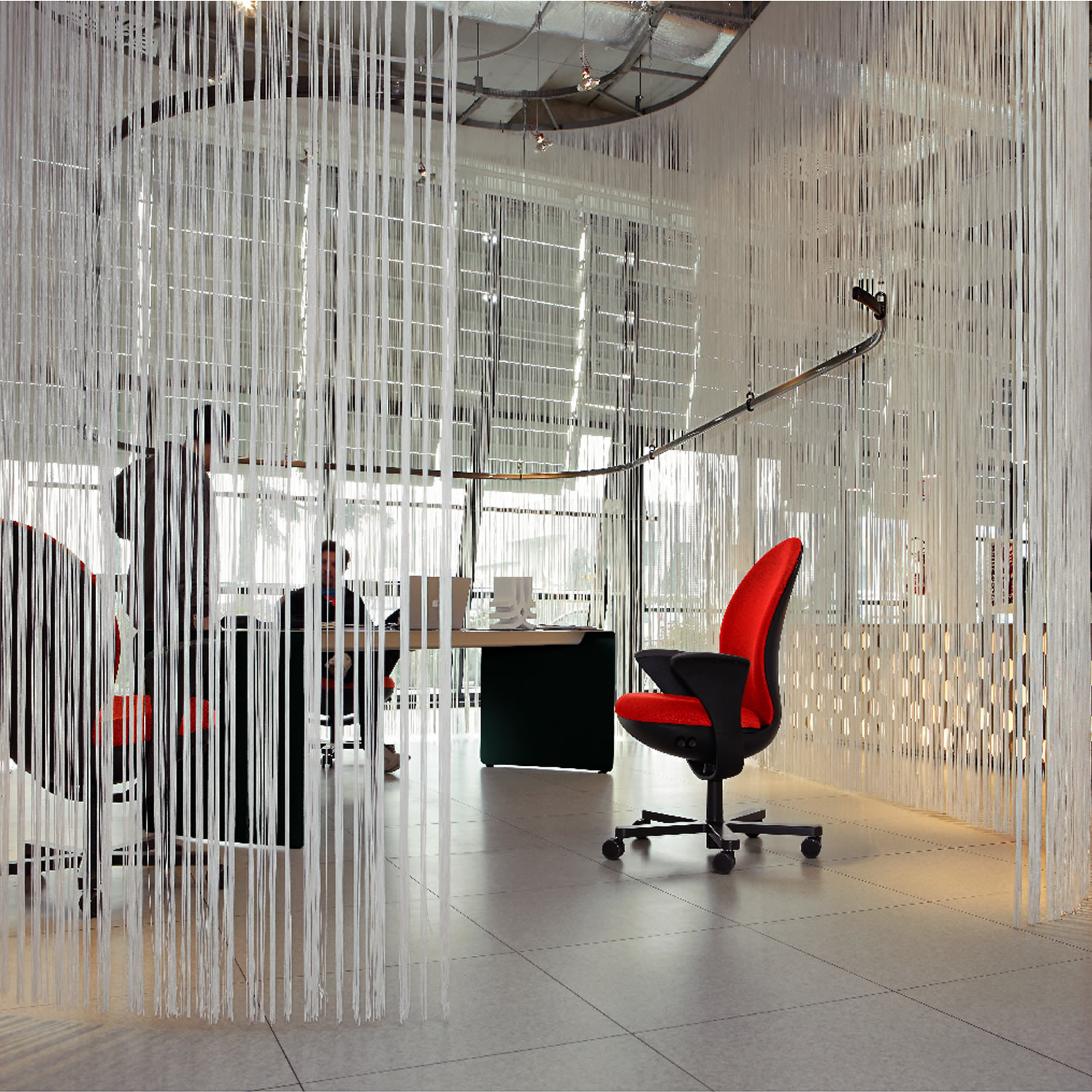 Luxy's Bea Ergonomic Office Seating