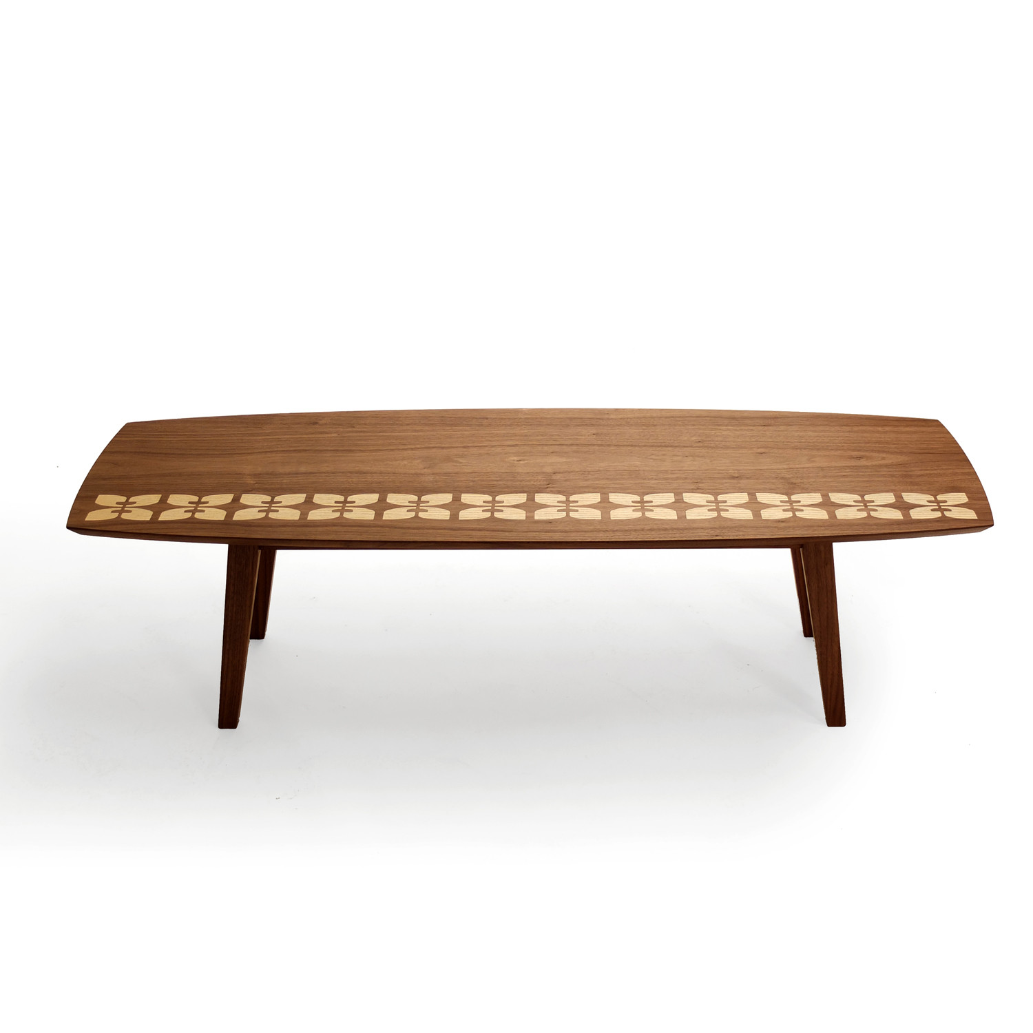Beacon Rectangular Wooden Coffee Table