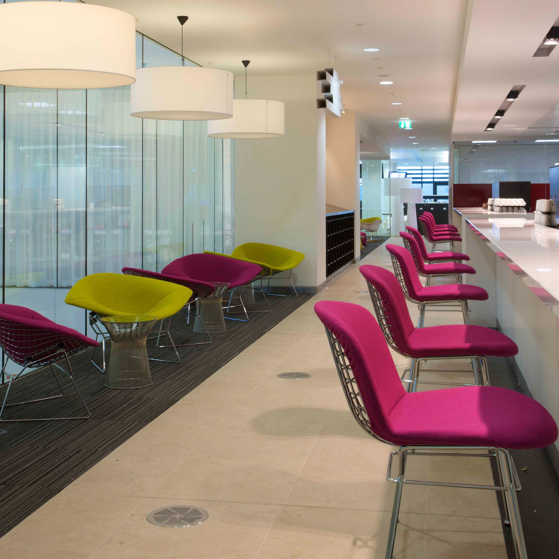 Bertoia Office Barstools