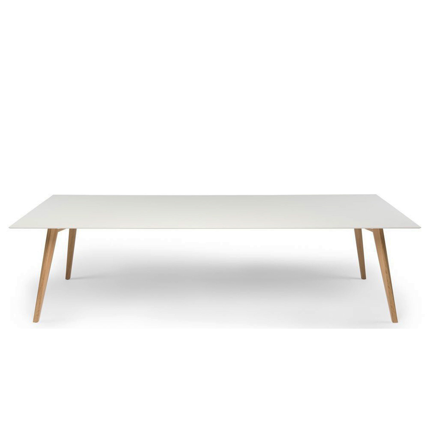 Bevel Rectangular Office Table