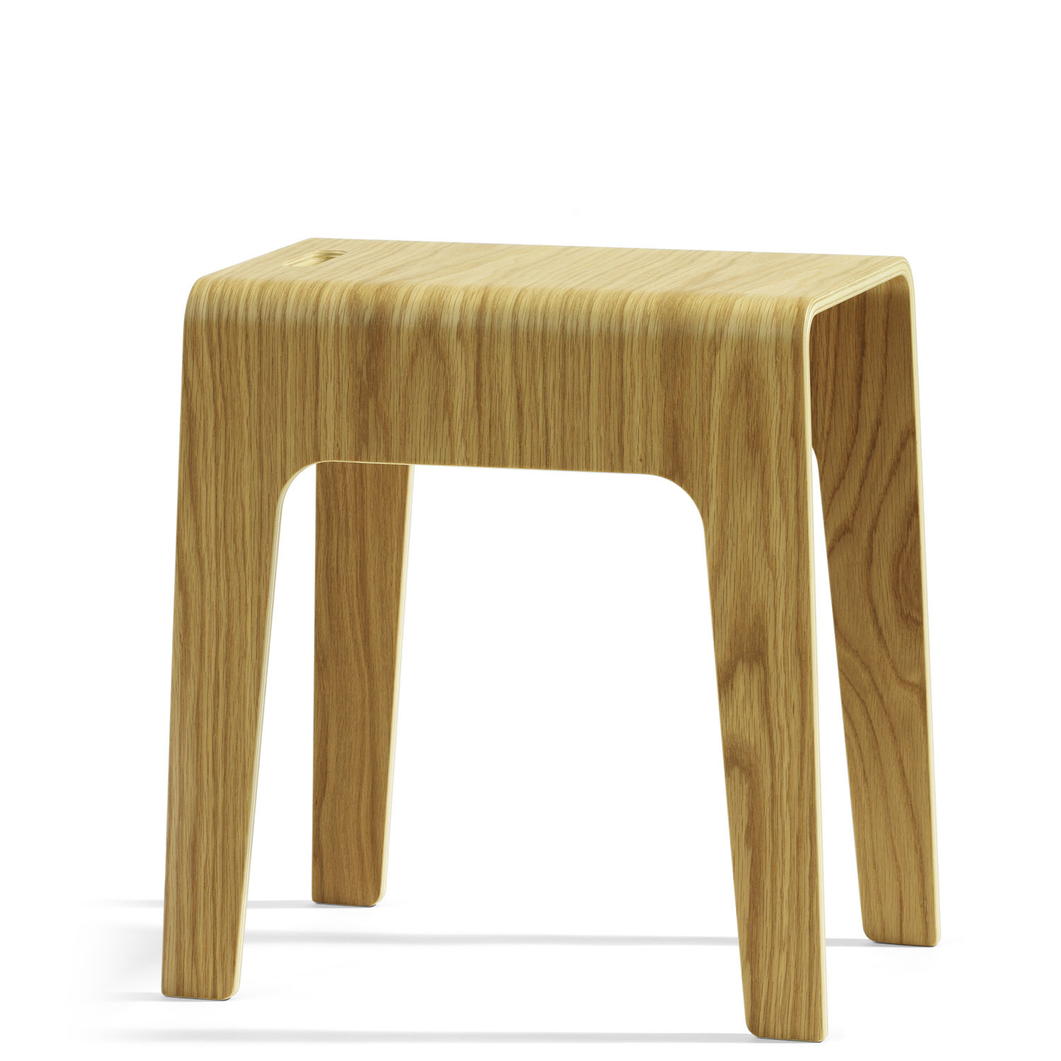 Bimbed Low Stool for Breakout Areas