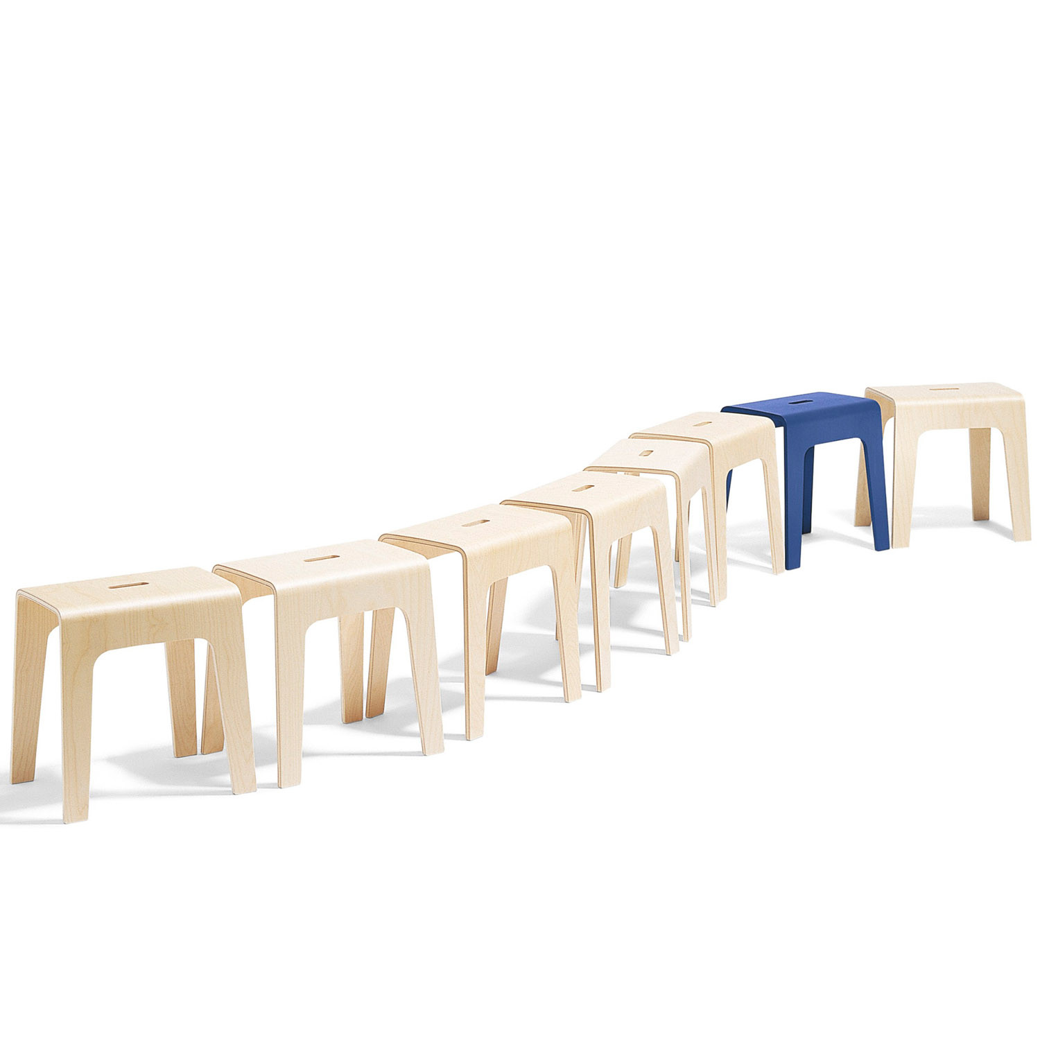 Bimbo Stool O60 by Bla Station