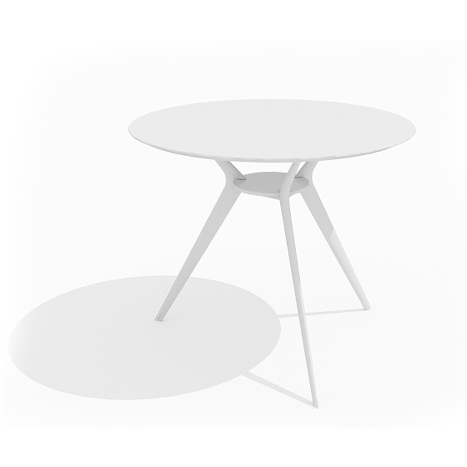 Biplane  Round Cafe Table