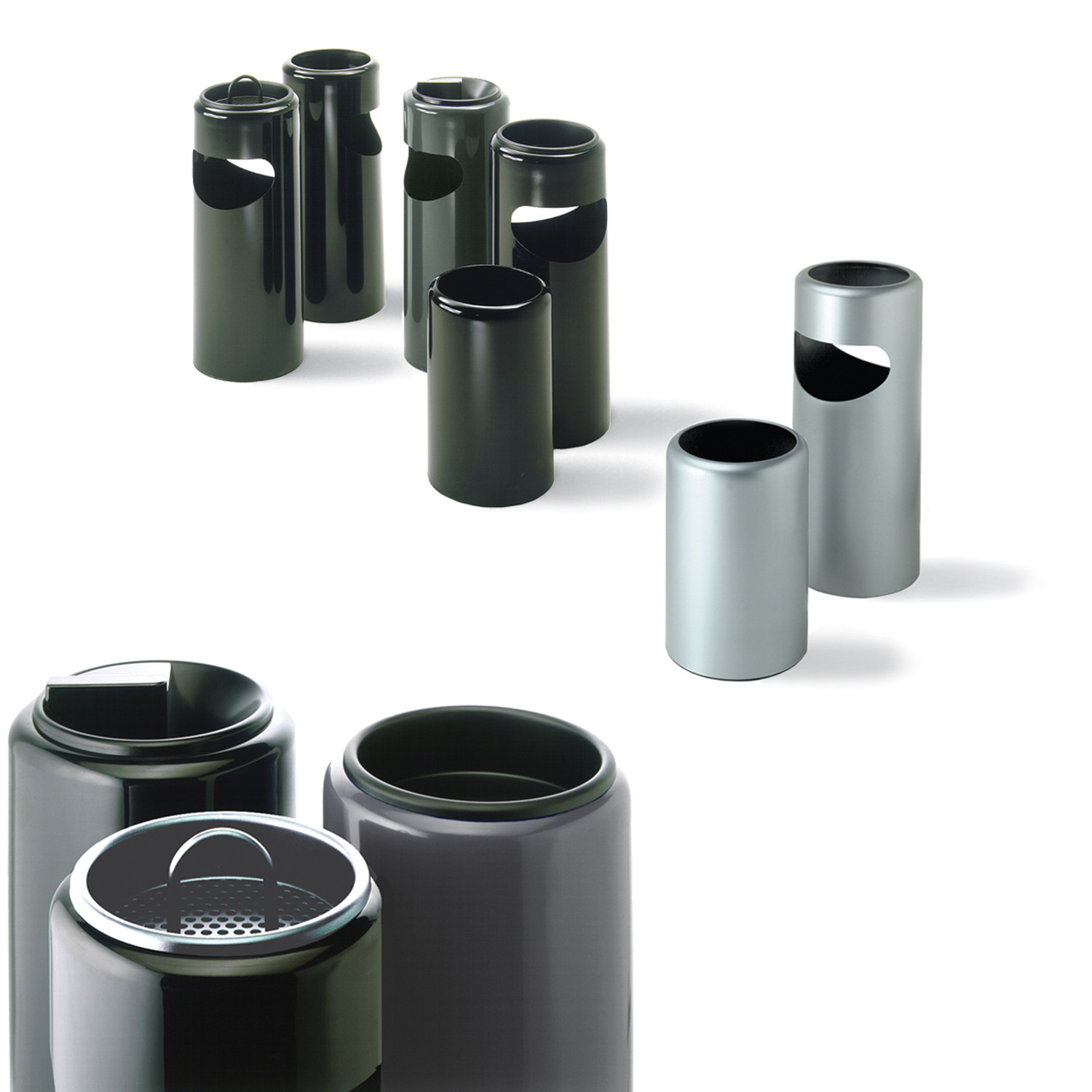 Birillo Office Bins by Rexite