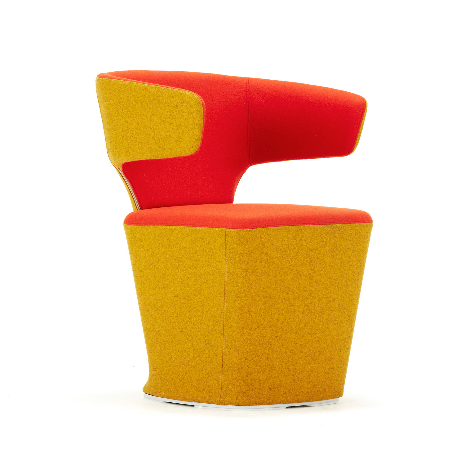 Bison Small Tub Chair