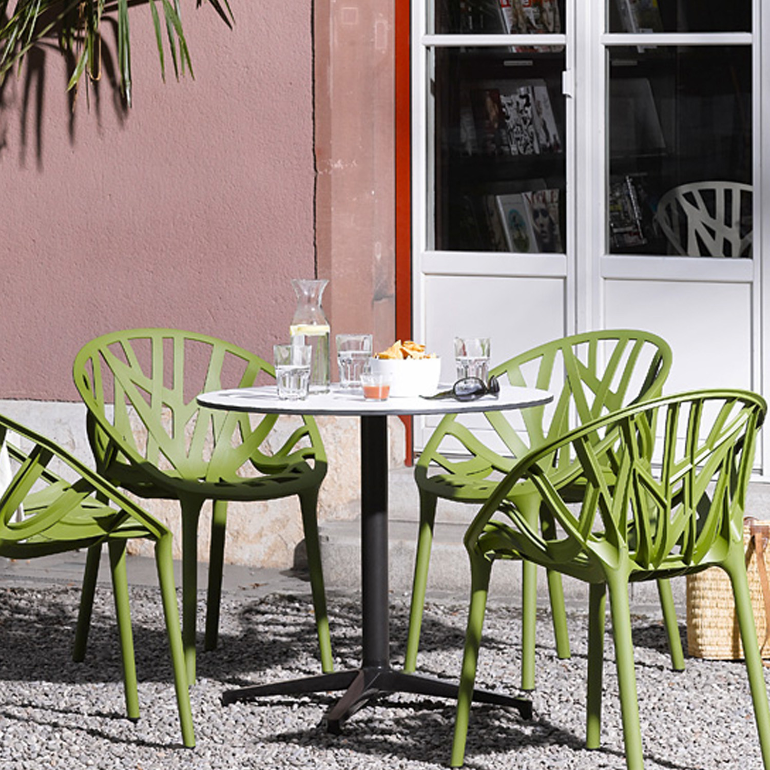 Bistro Outdoor Table