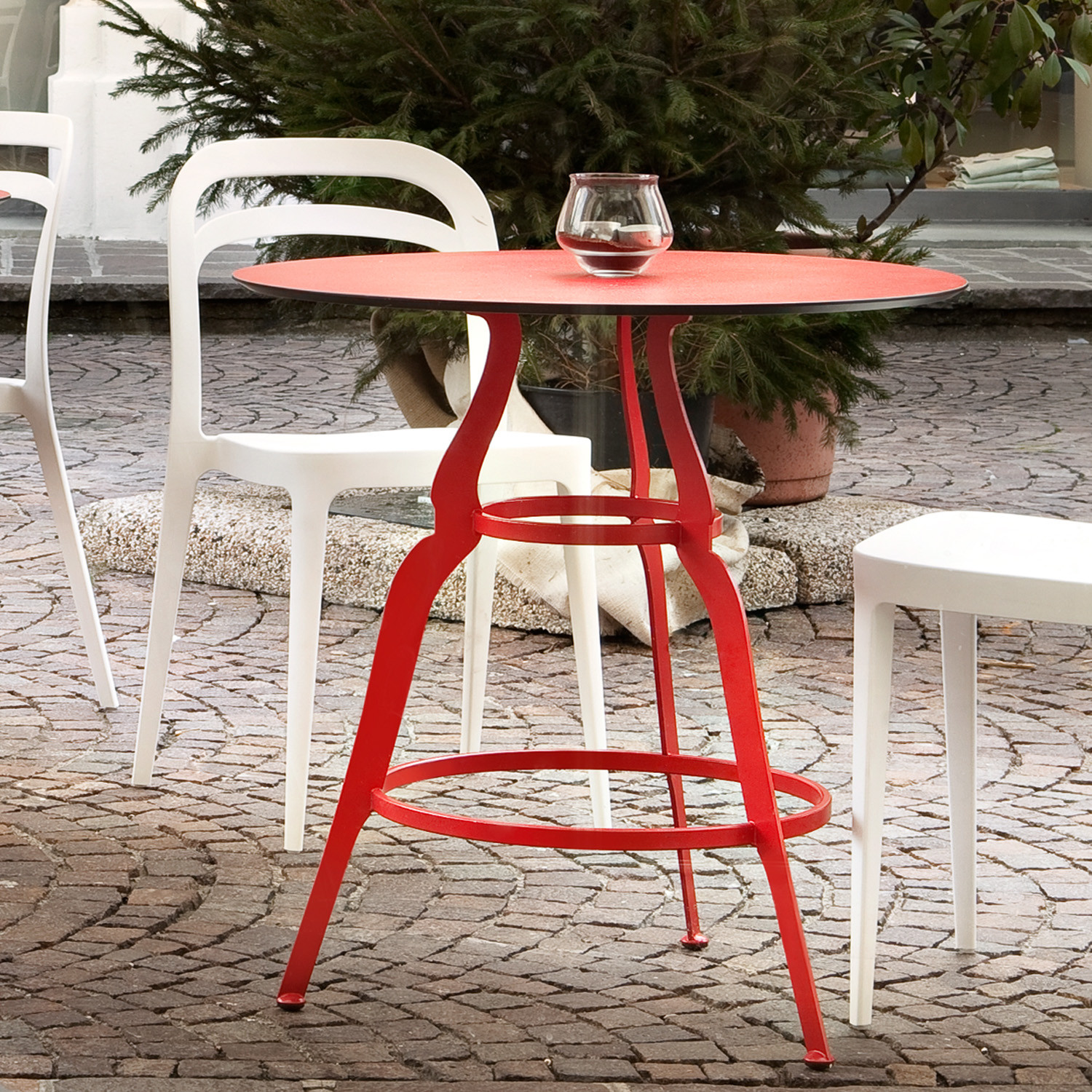 Bistro Outdoors Cafe Table