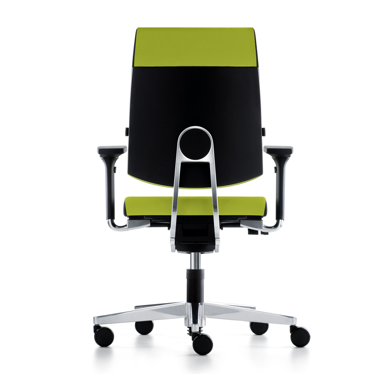 Black Dot Office Chair by Sedus