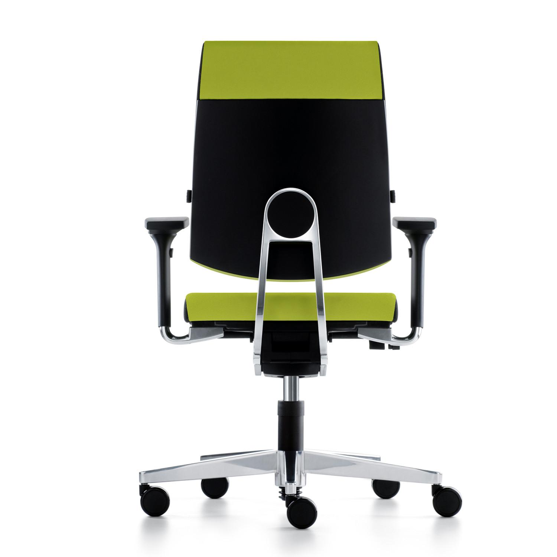 Black Dot Office Chair by Sedus