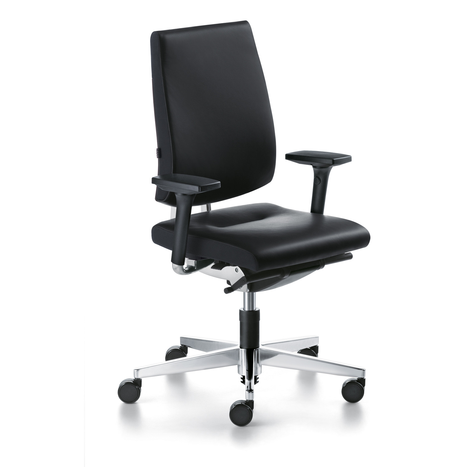 Black Dot Ergonomic Office Chair