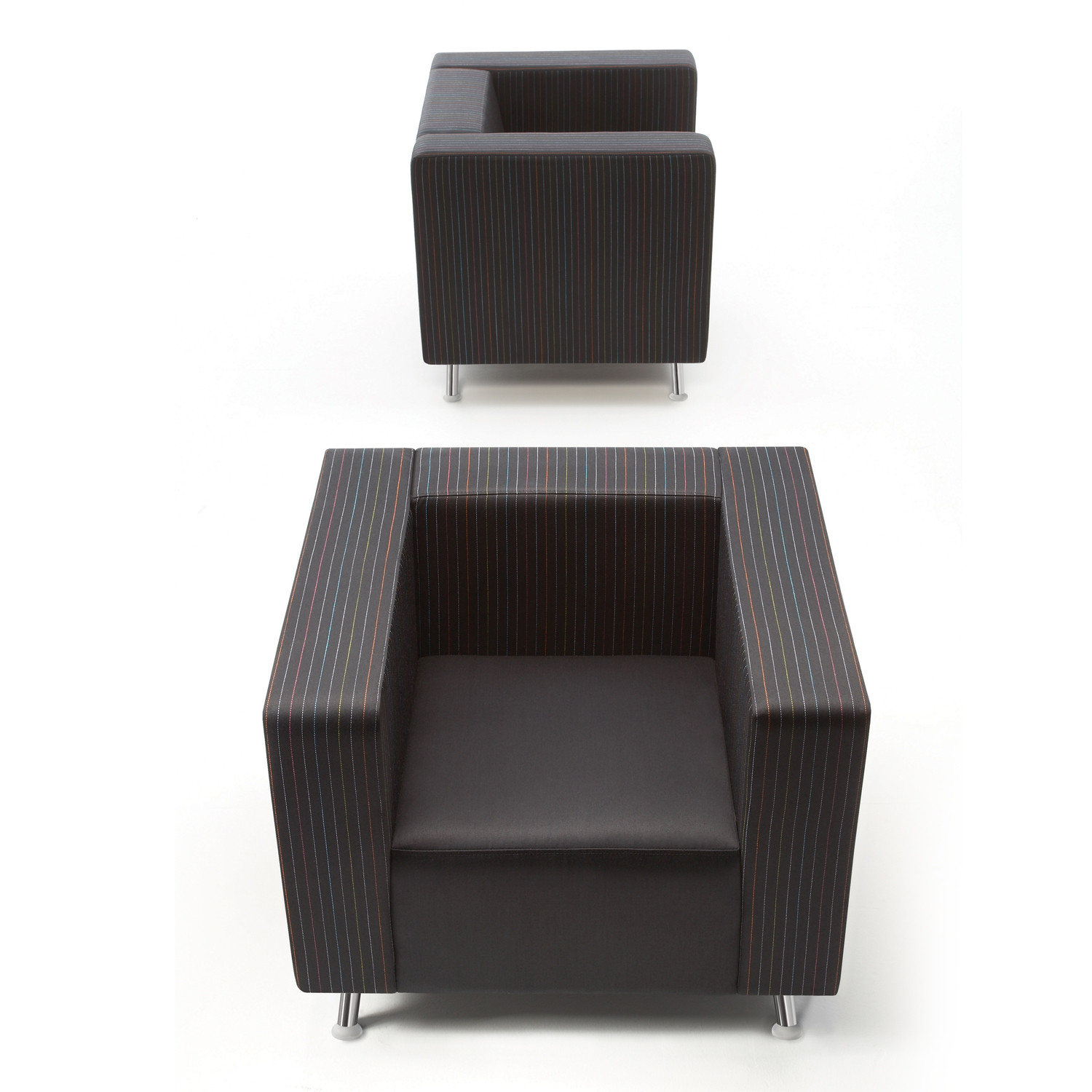 Blok Tub Chairs by Connection