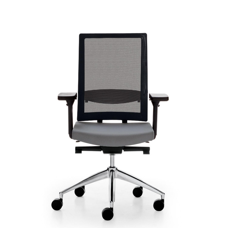 Sinetica Blue Task Chair Modern fice Chairs