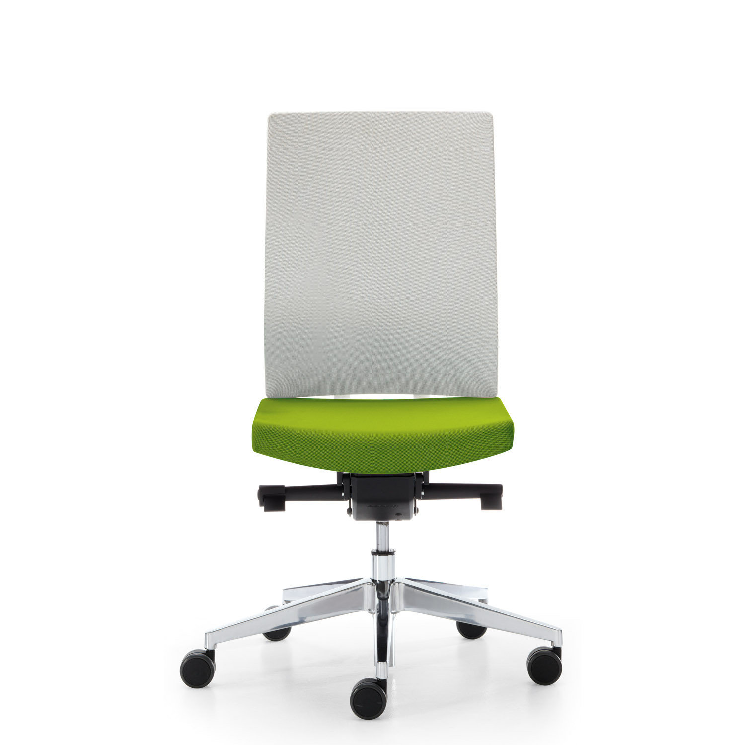 Blue Task Chair without armrests
