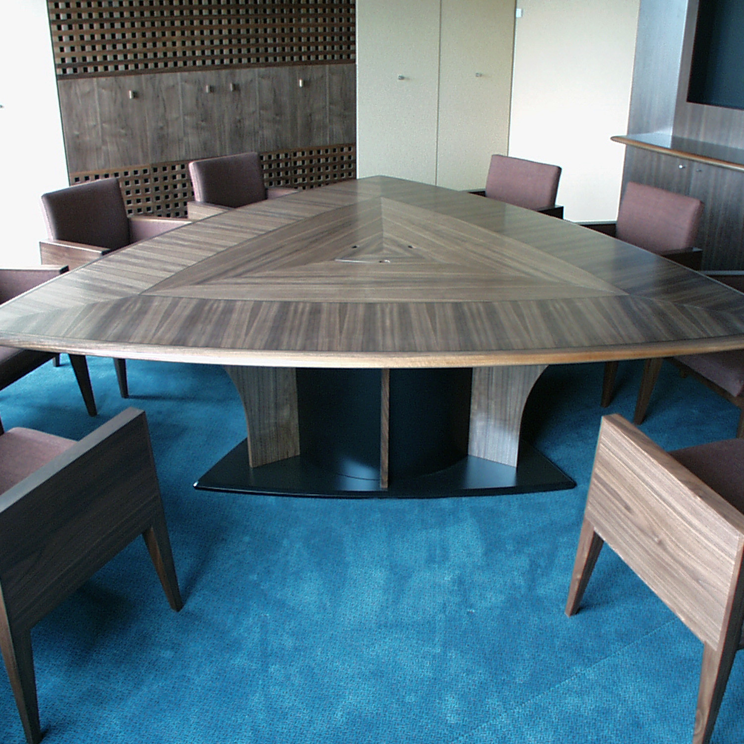 Custom Made Meeting Room Tables
