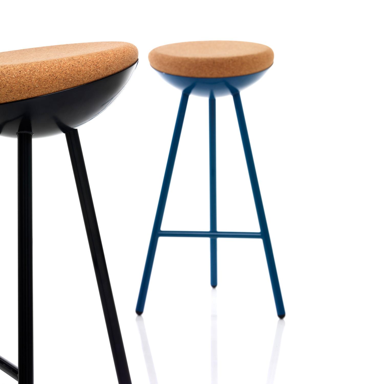 Cork Furniture: Contemporary Barstools