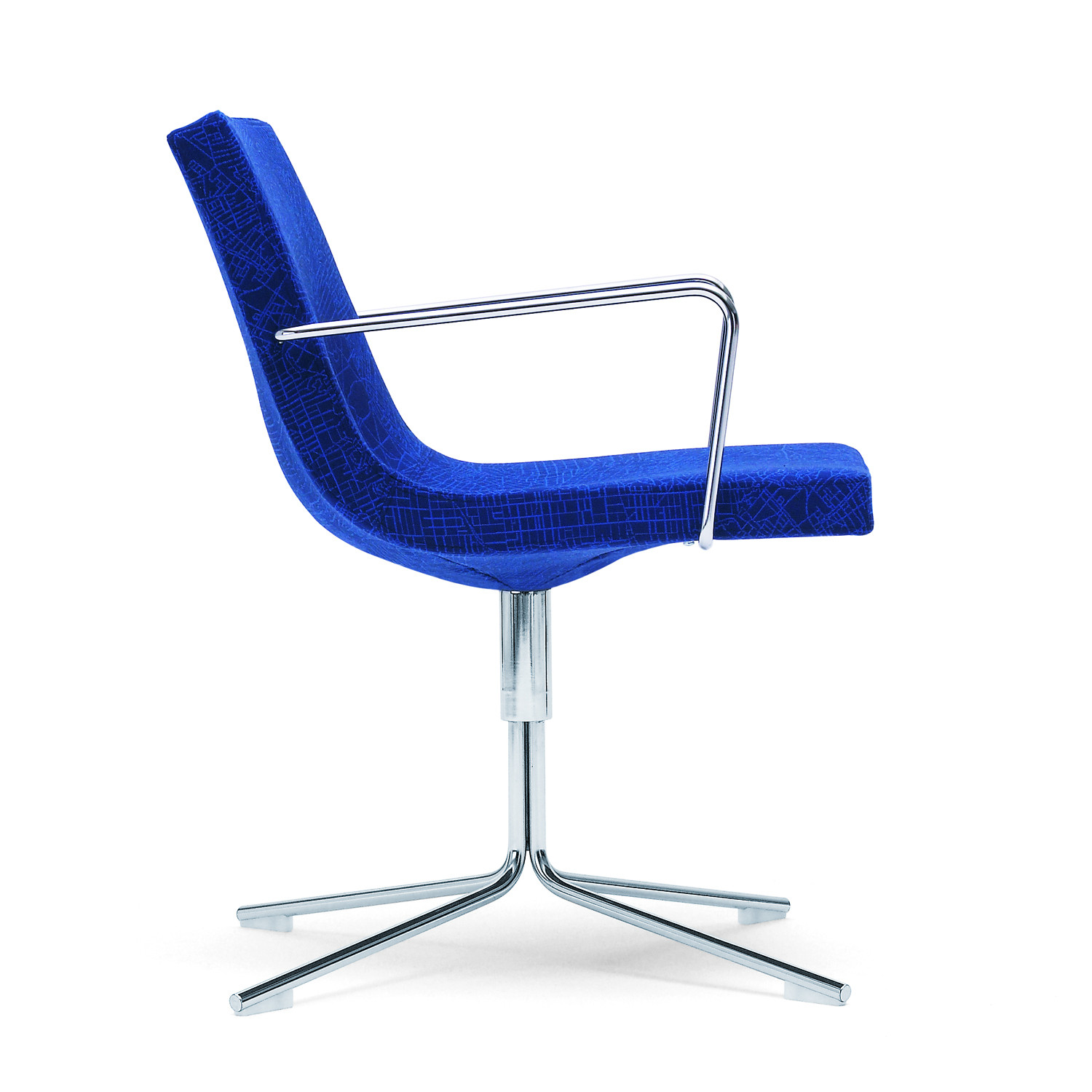 Bond Easy Chair by Offecct Furniture