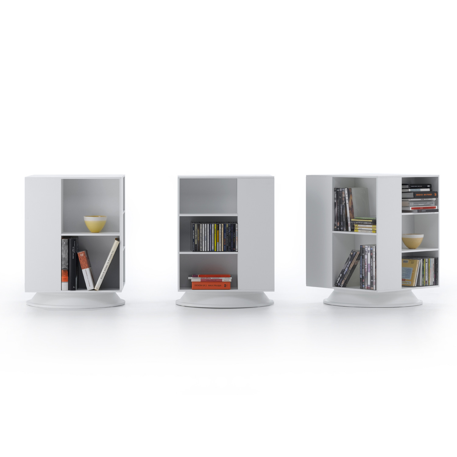Box Storage Units by MDF Italia