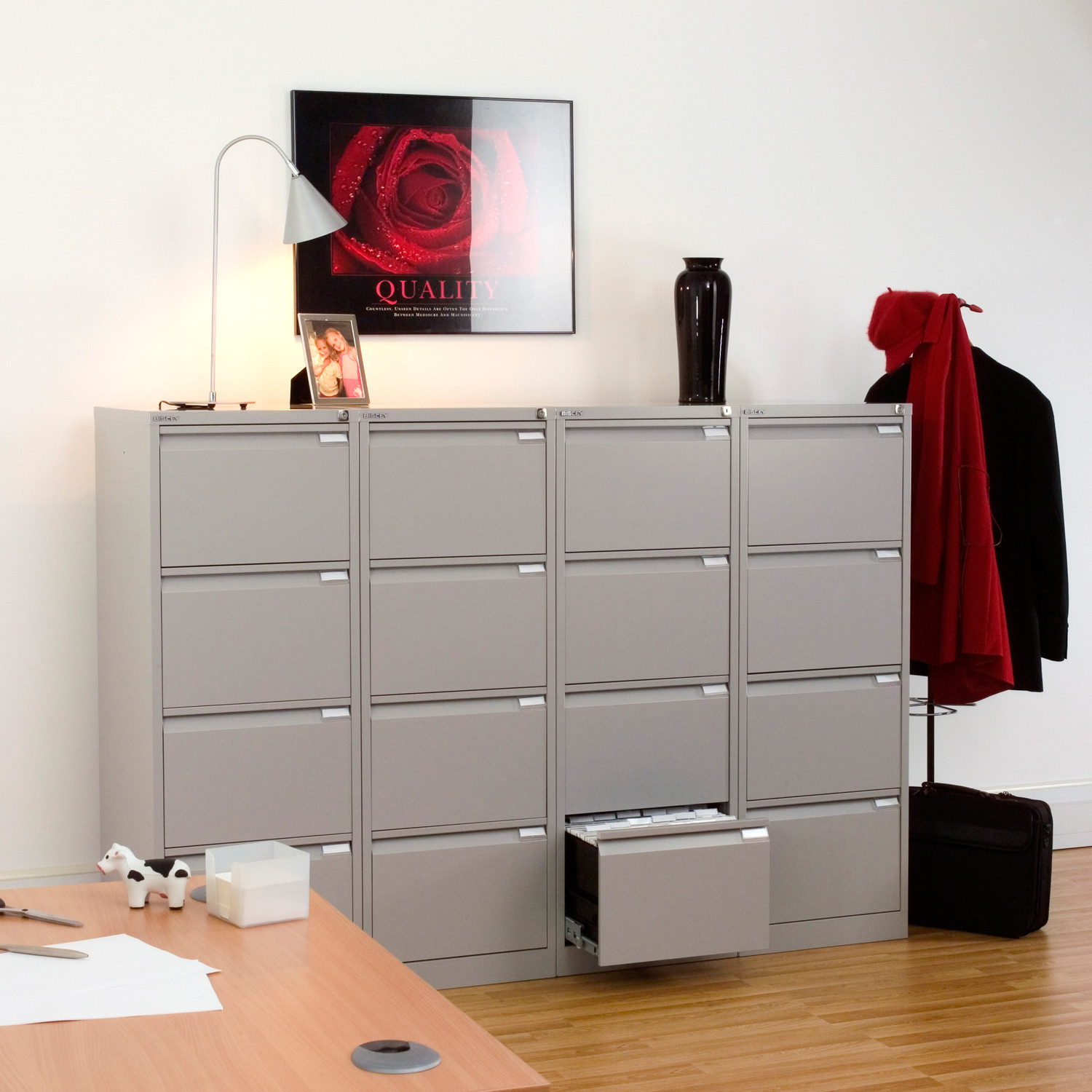 Bisley BS Office Filing Cabinets
