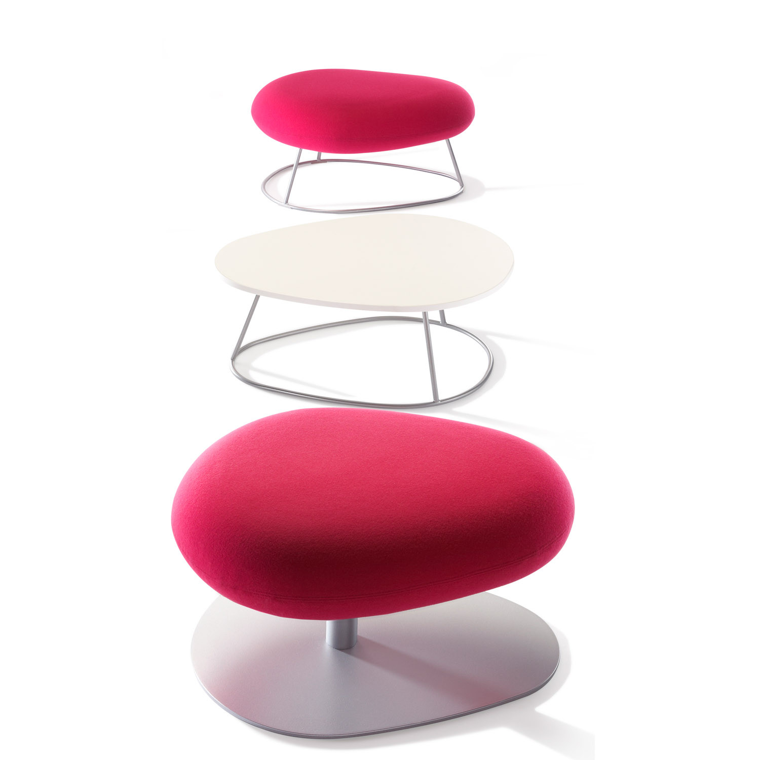 Bubble Tables & Bubble Stools by Connection