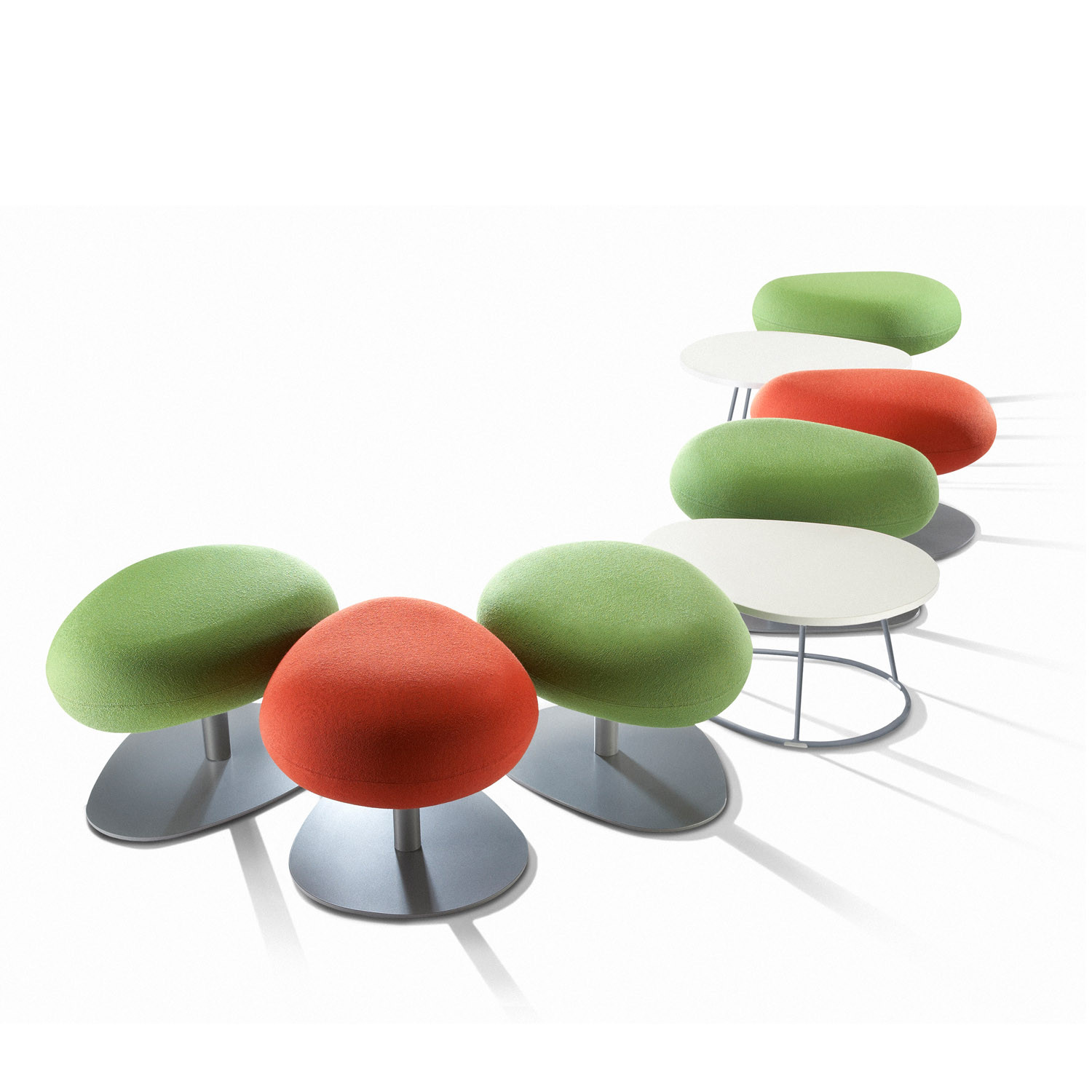 Connection Bubble Stool