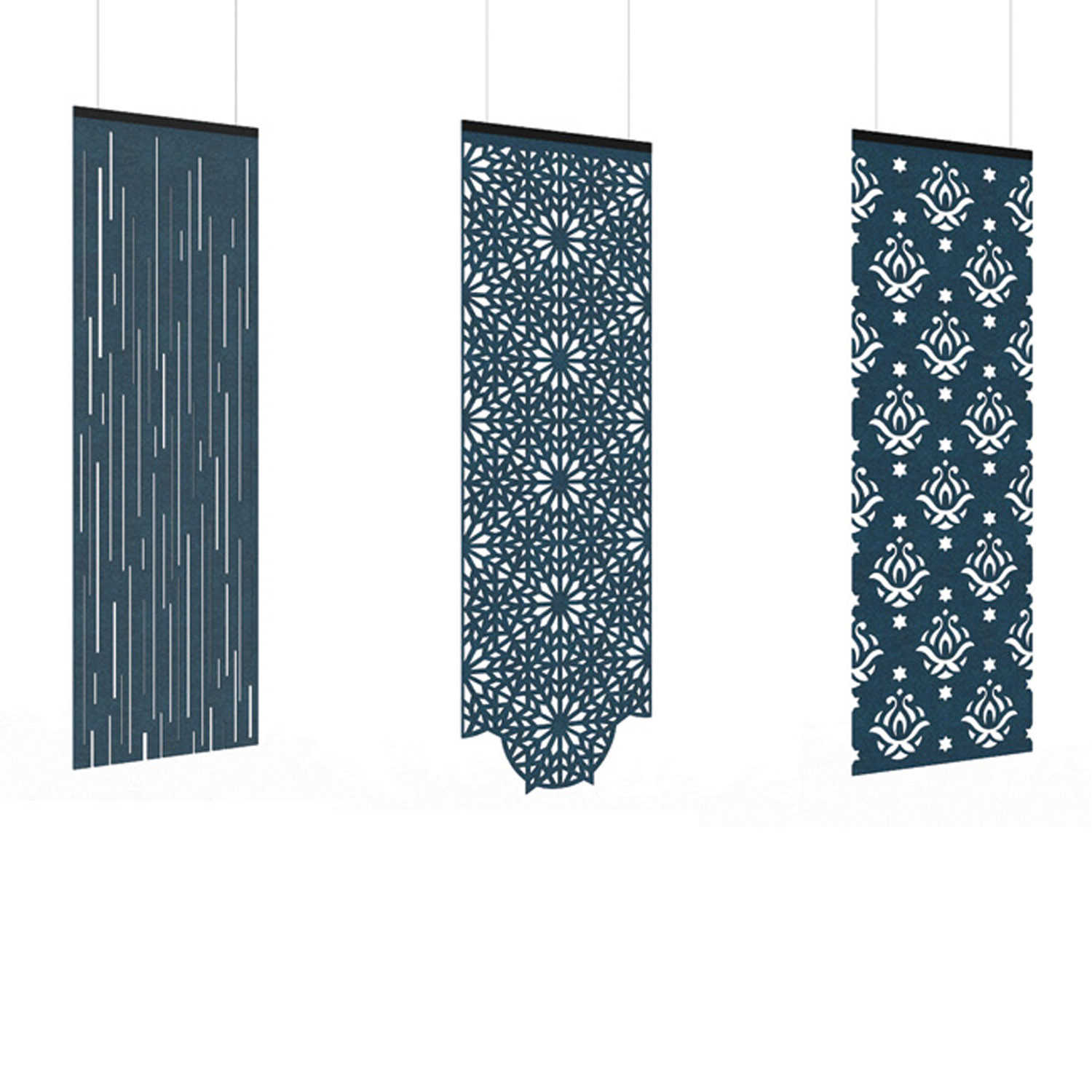 BuzziFalls Room Dividers by BuzziSpace