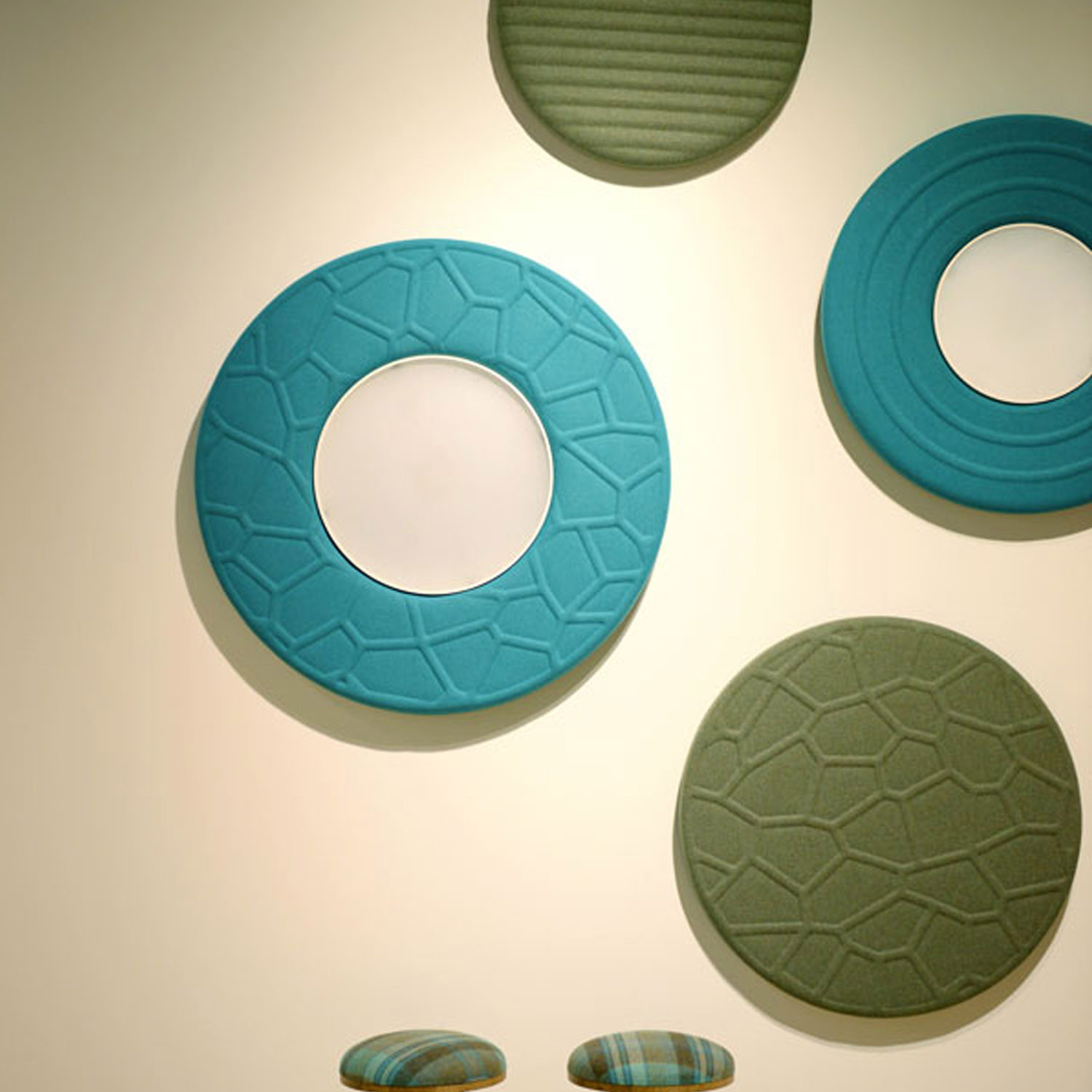 BuzziDonut Acoustic Wall Panel
