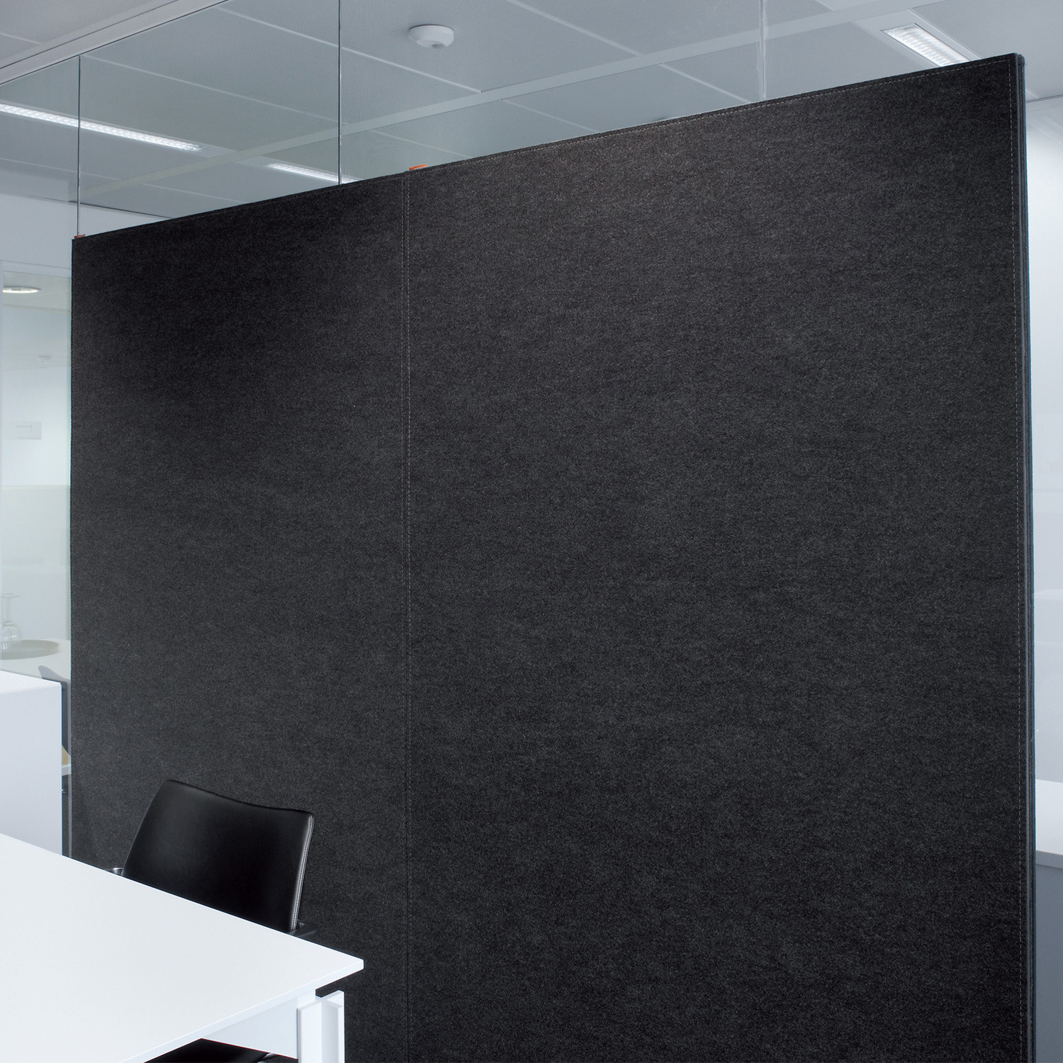 BuzziBack Acoustic Screens by BuzziSpace
