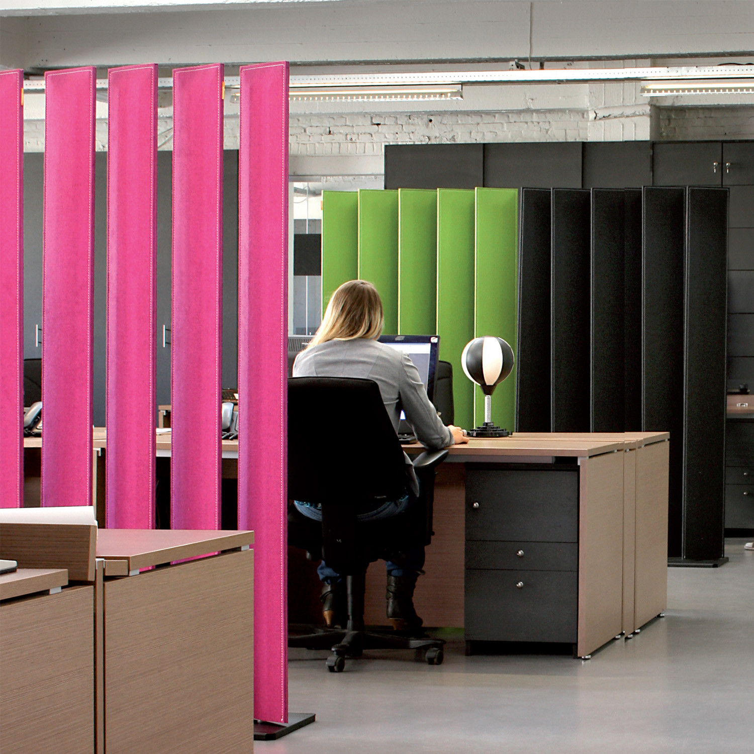 BuzzBlinds Office Partitioning
