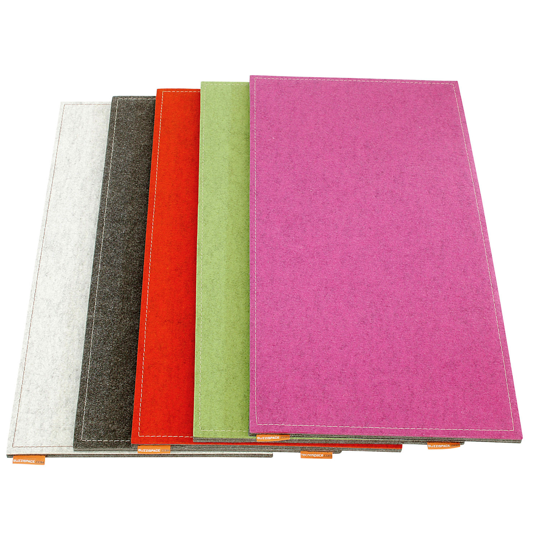 BuzziBoard Memo Pin Board Colours