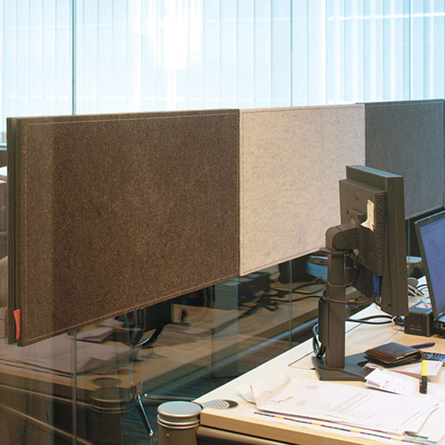 BuzziBoard Office Divider