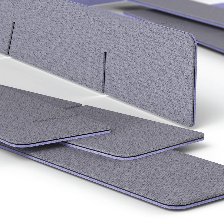 BuzziGrid Ceiling Baffle Panel Detail