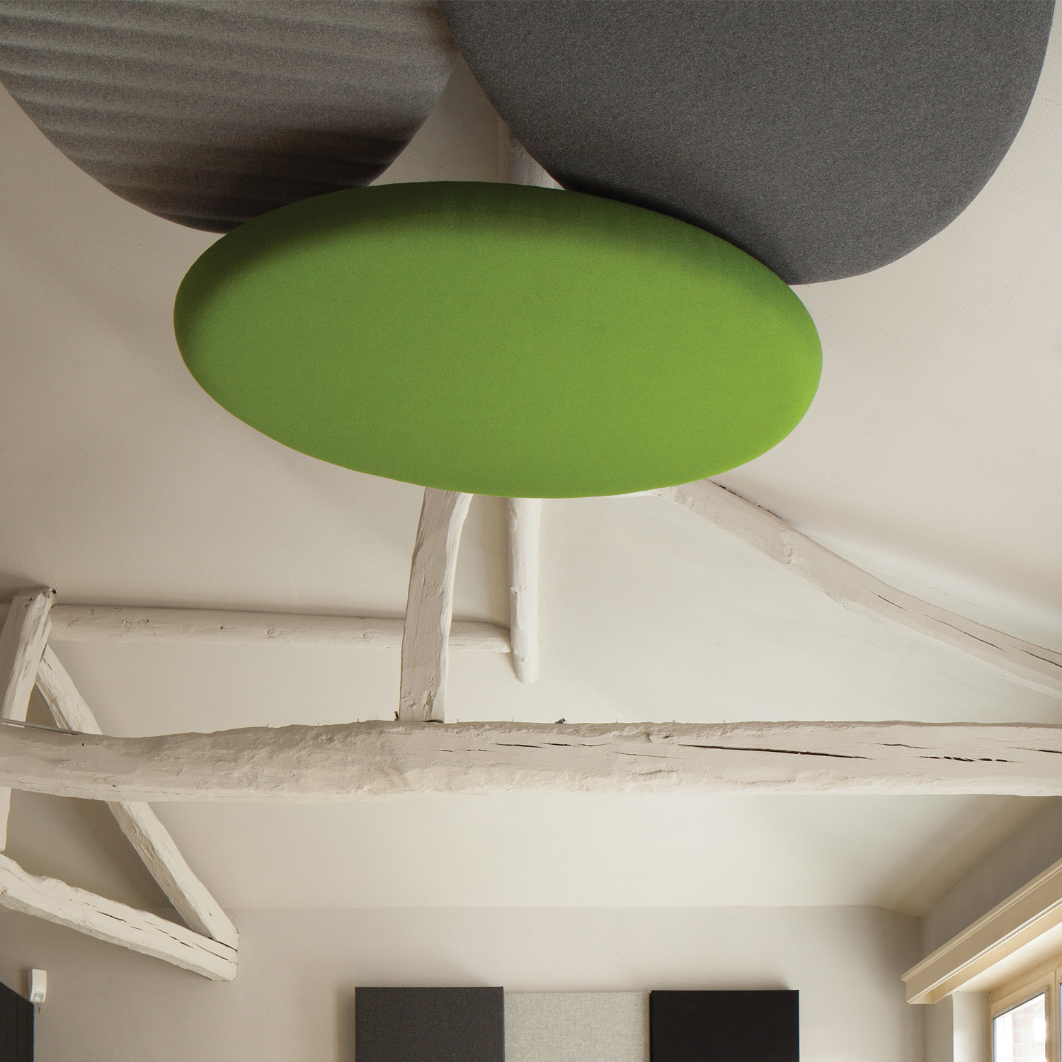 Buzziland Acoustic Ceiling Panels