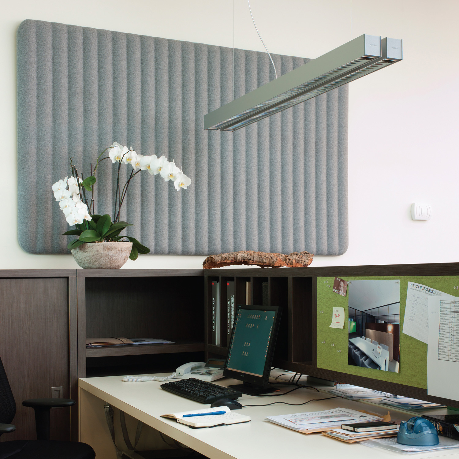 BuzziPod Wall Panels by BuzziSpace