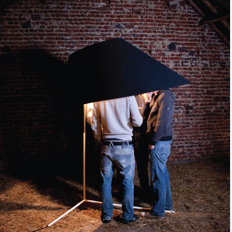 BuzziShade Lamp by BuzziSpace