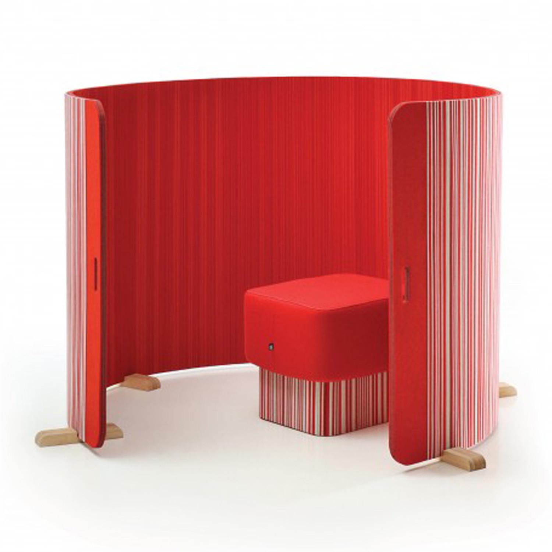BuzziTwist Freestanding Room Divider