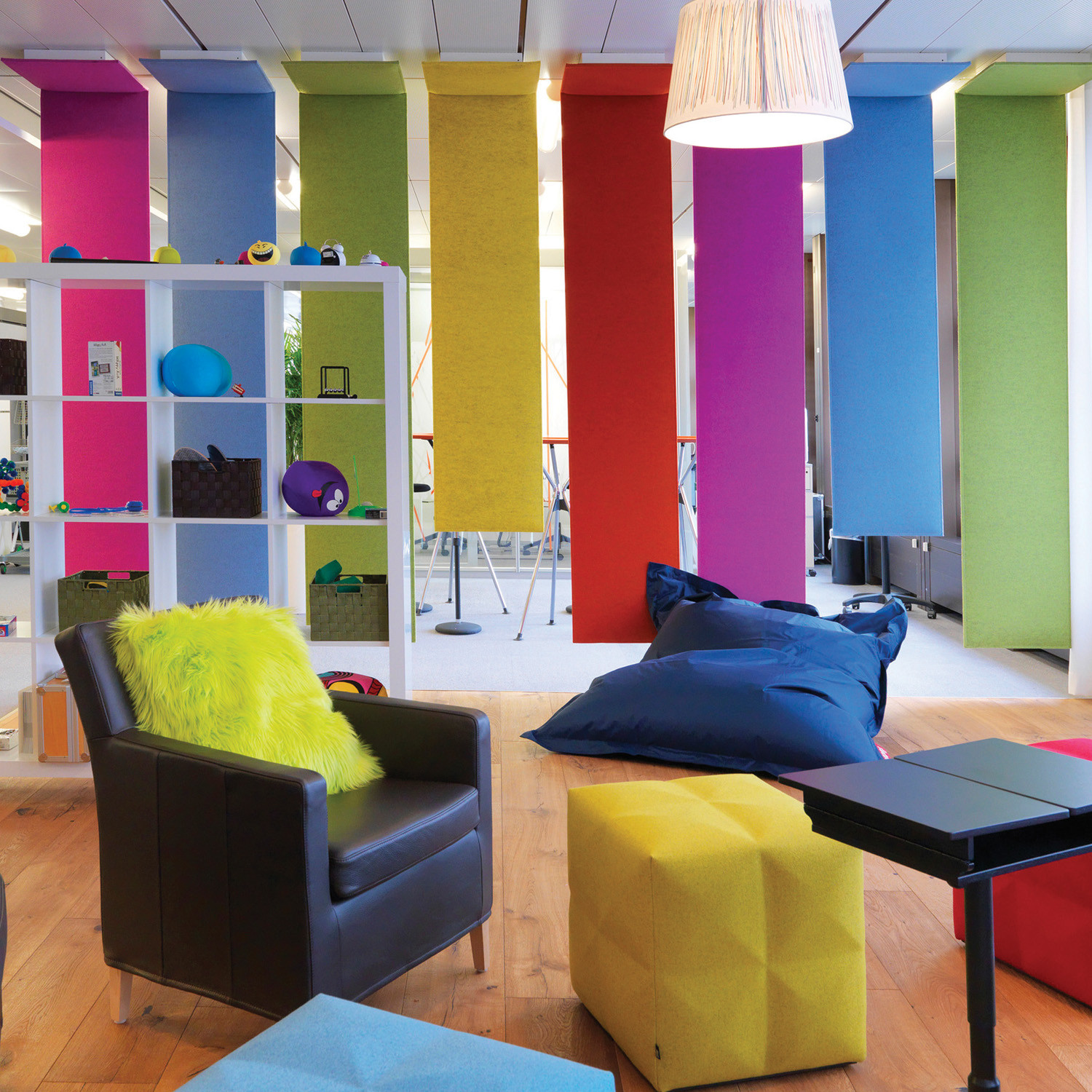 BuzziWings Room Dividers by BuzziSpace