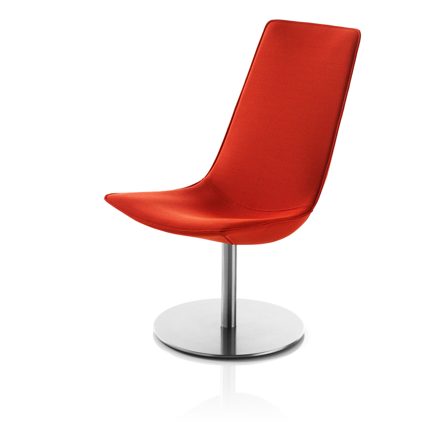 Comet Chair with pedestal base