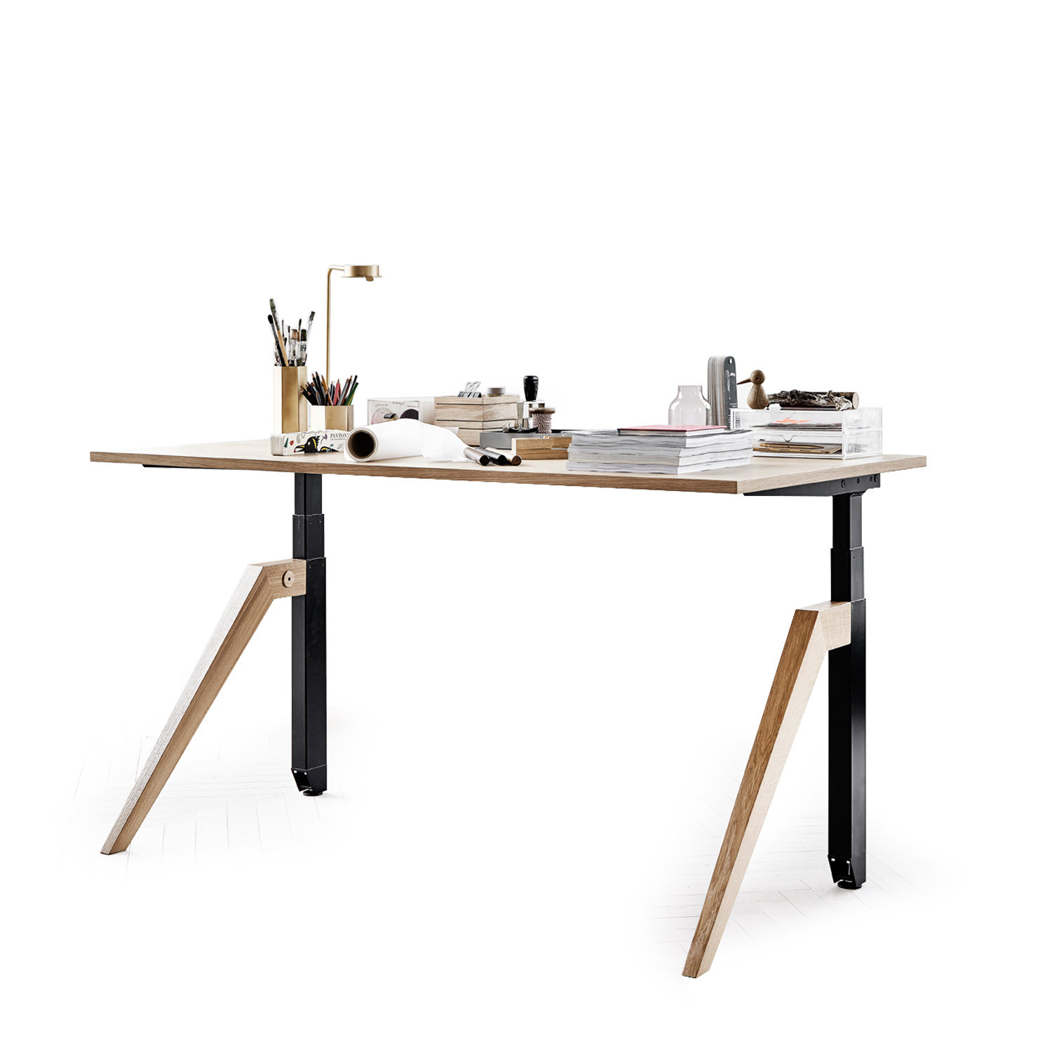 Cabale Height Adjustable Desk