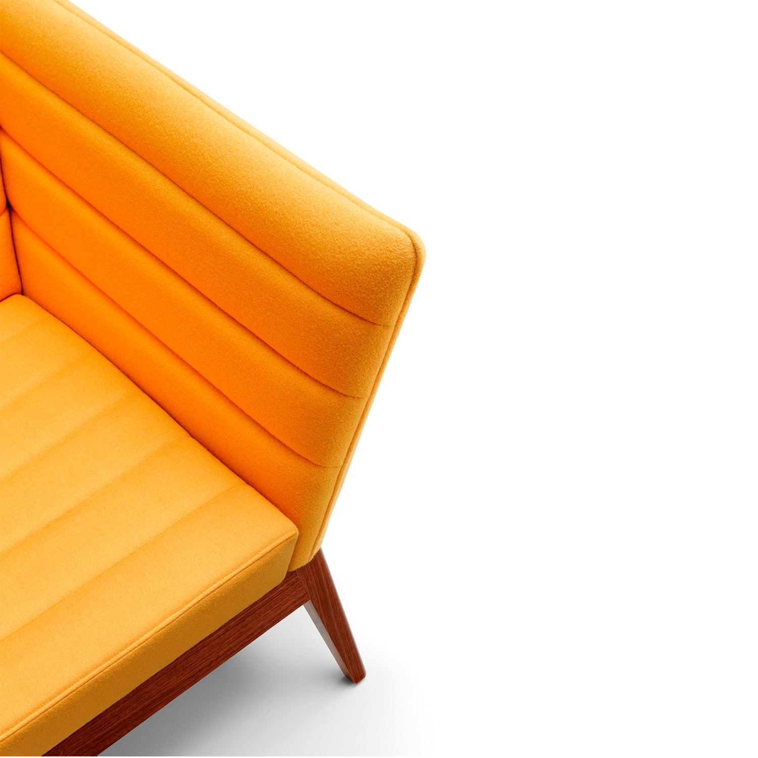 Callisto Armchair from Lyndon Design
