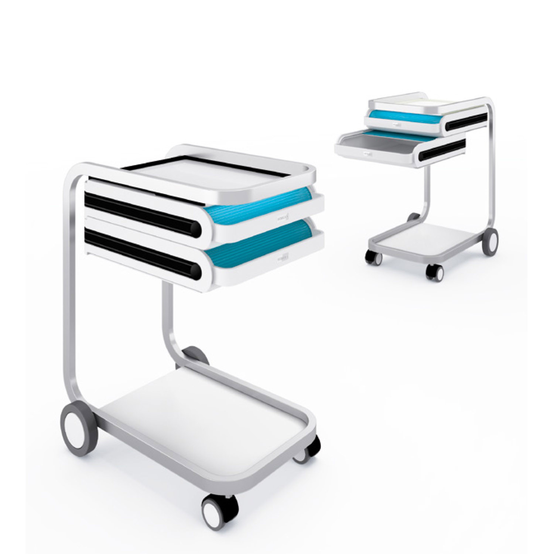 Cango Mobile Storage Pedestals