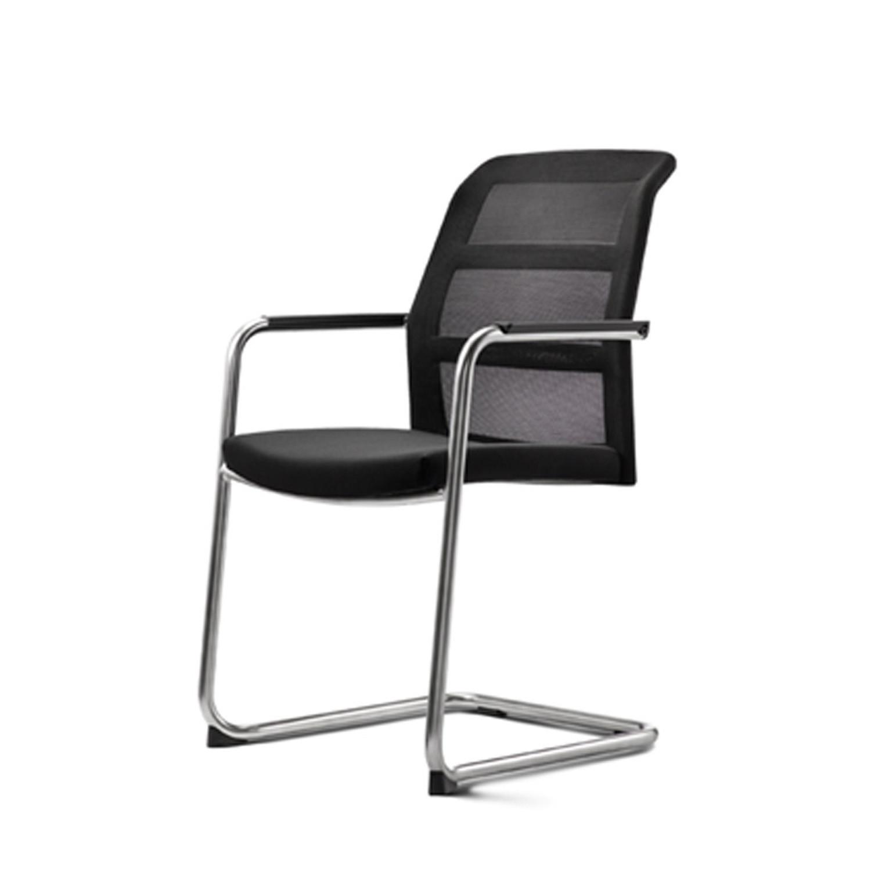 Paro_2 Mesh Cantilever Chair