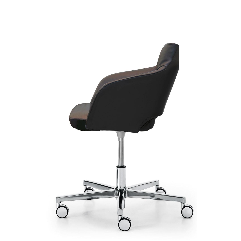 Captain Soft Visitors Chair