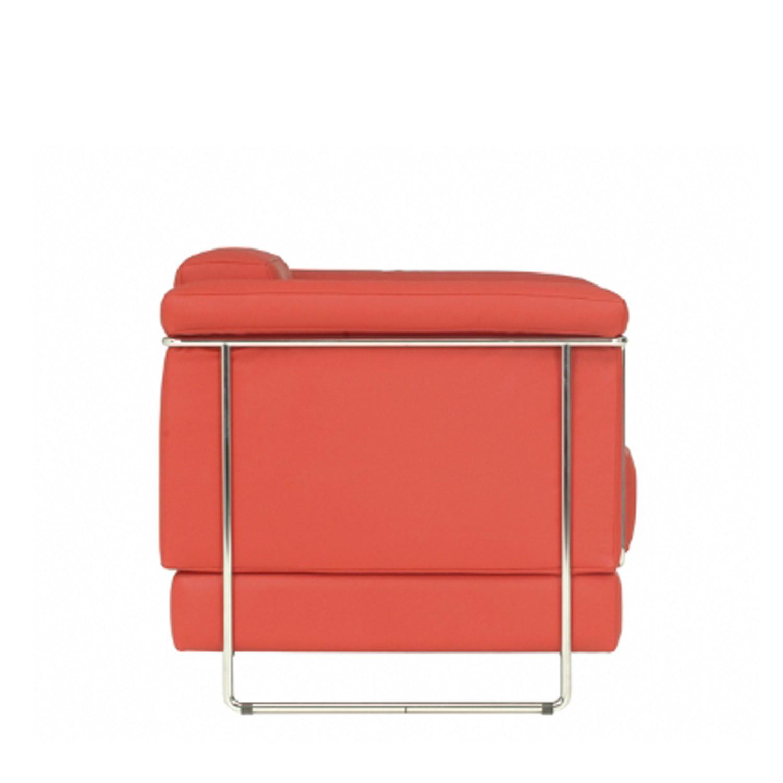 Carat Cube Armchair Underframe Detail