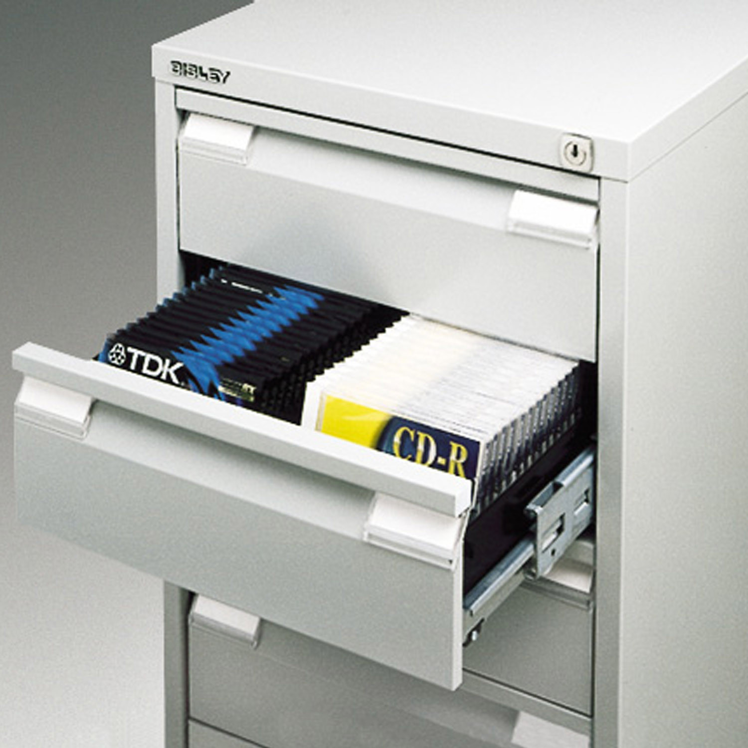 Card Filing CD and DVD Storage